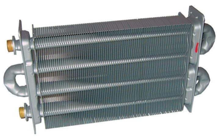 Коаксиальный теплообменник контура отопления гвс Кожухотрубный конденсатор Alfa Laval McDEW 238 T Соликамск